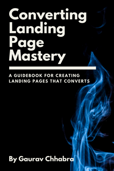Converting Landing Page Mastery by Gaurav Chhabra Digital
